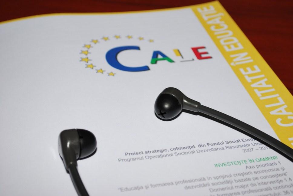 CALE - Calitate in educatie