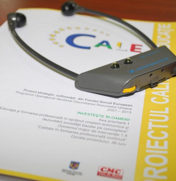 Proiect CALE Calitate in educatie